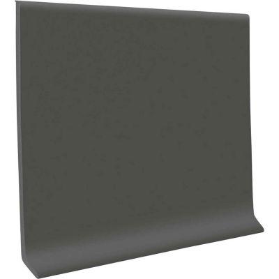 "Pinnacle Rubber Wall Base 4.5"" x 48"" Charcoal"