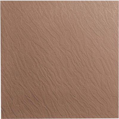 """Slate Design Rubber Tile 19.69"""" x 19.69"""" x .125"""" Chameleon"""