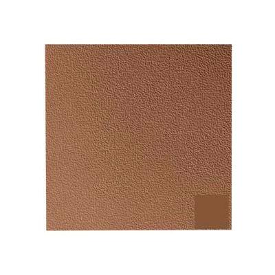 Rubber Tile Raised Circular Pattern 50cm - Chameleon
