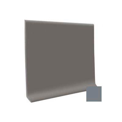 """Cove Base 700 Series TPR 4""""X1/8""""X120' Coil - Dark Gray"""