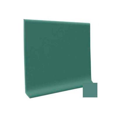 """Cove Base Pinnacle Rubber 4""""X1/8""""X120' Coil - Hunter Green"""