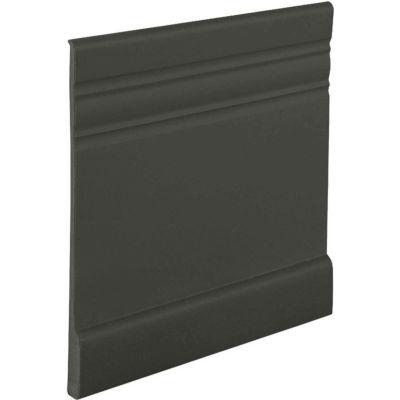 """Pinnacle Plus 10 Series Rubber Wall Base 1-coil 4"""" x .125"""" x 60' Black Brown"""