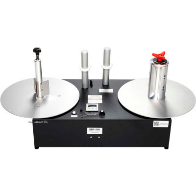 """LABELMATE RRC-330 Automatic Opaque Label Counter For Up To 6"""" W x 13"""" Diameter, 3"""" to 3"""" Core Rolls"""