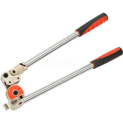"RIDGID® Model No. 604 600 Series Instrument Tubing Bender, 1/4"" Capacity, 5/8"" Bend Radius"