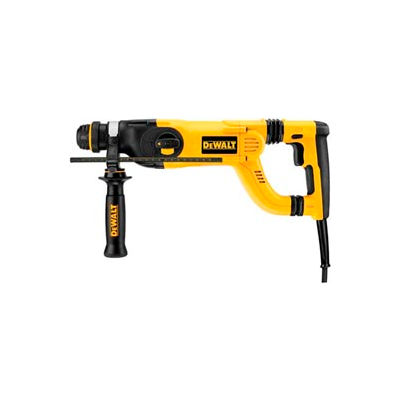 "DeWALT D25263K 8.5 Amp 1-1/8"" SDS Corded D-Handle Hammer Drill Kit"