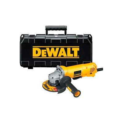 """DeWALT® DWE402K 4-1/2"""" (115mm) Small Angle Grinder Kit"""