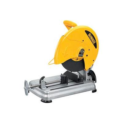 """DeWALT® D28715 14"""" Chop Saw w/ Quick-Change Keyless Blade Change System"""