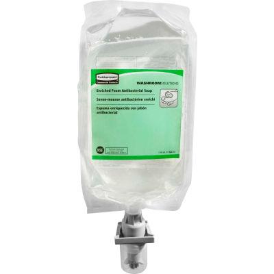 Rubbermaid® Enriched Foam Antibacterial Hand Soap E2 - 1100ml - 2018595 - Pkg Qty 4