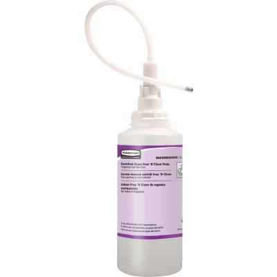 Rubbermaid® Enriched Foam Free 'N Clean Soap E1 - 800ml - FG750389 - Pkg Qty 4