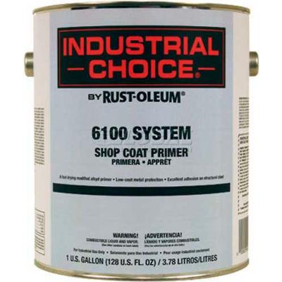 Rust-Oleum 6100 System <340 Voc Shop Coat Primer Gray 206331 - Pkg Qty 2