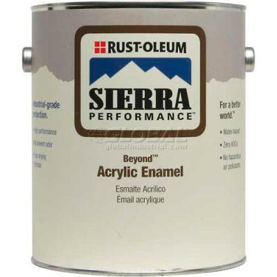Rust-Oleum Sierra Performance Beyond 0 VOC Acrylic Enamel, Gloss Safety Blue Gallon Can - 238751 - Pkg Qty 2