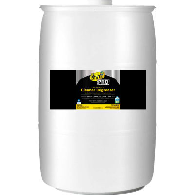 Krud Kutter Pro Concentrated Cleaner Degreaser, 55 Gallon Drum - 352255