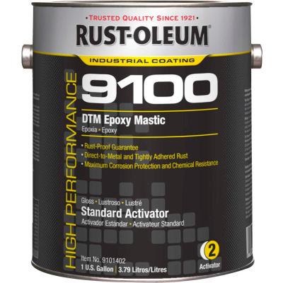 Rust-Oleum Activator For 9100 System Standard Activator (<340 G/L) Gallon Can - 9101402 - Pkg Qty 2