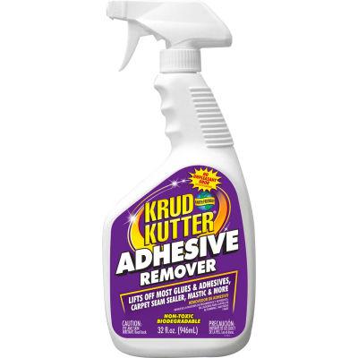 Krud Kutter Adhesive Remover, 32 oz. Trigger Spray Bottle - AR324 - Pkg Qty 4