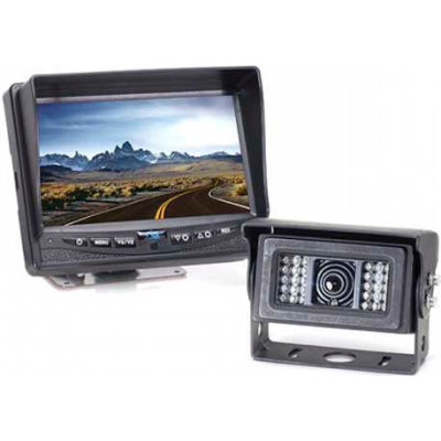 Rear View Safety Camera System - One Camera W/ Built-In Heater RVS-770812N
