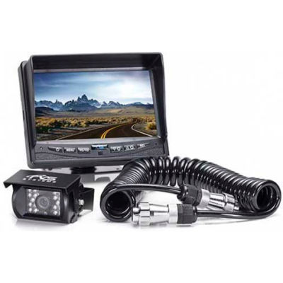 Rear View Safety Camera System - One Camera W/ Trailer Tow Quick Connect Kit RVS-770613-213