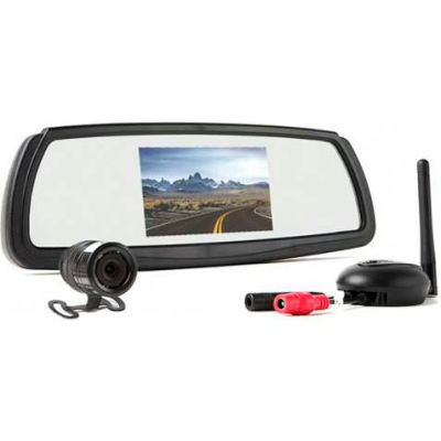 Rear View Safety Digital Wireless Backup Camera System RVS-091407