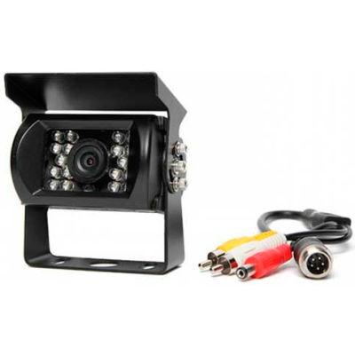 Rear View Safety 130 Degree Camera W/ 18 Infra-Red Illuminators RVS-771-01