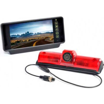 Rear View Safety Camera System - Nissan NV RVS-912619P