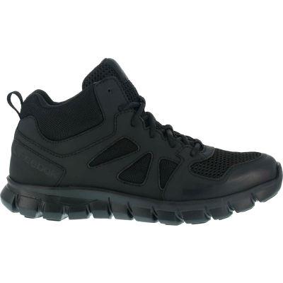 Reebok® RB805-W-12 Sublite Cushion Tactical Shoe, Soft Toe, Size 12