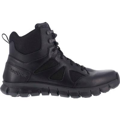 Reebok® RB8605-W-7 Sublite Cushion Tactical Shoe, Soft Toe, Size 7