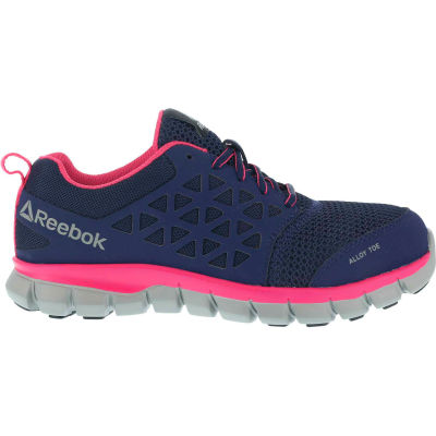 Reebok® RB046-W-9 Sublite Cushion Work Shoe, Alloy Toe, Size 9