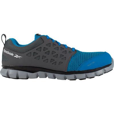 Reebok® RB044-W-12 Sublite Cushion Work Shoe, Alloy Toe, Size 12