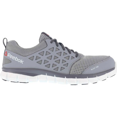 Reebok® RB4042-W-13 Sublite Cushion Work Shoe, Alloy Toe, Size 13