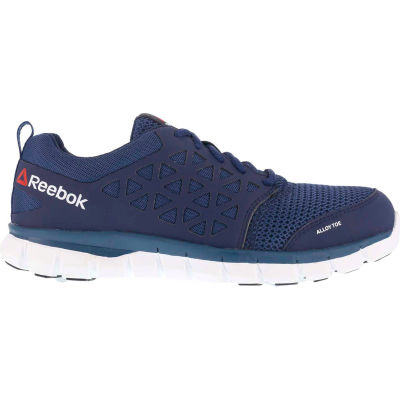Reebok® RB4043-W-7.5 Sublite Cushion Work Shoe, Alloy Toe, Size 7.5