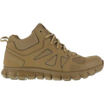 Reebok® RB8406-M-10.5 Sublite Cushion Tactical Shoe, Soft Toe, Size 10.5