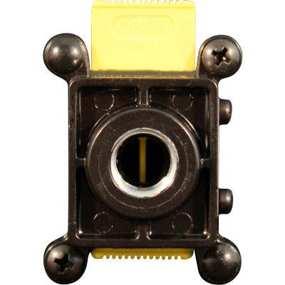 """Milton S-1163-5 Modular 3 Way Lockout Valve  3/8"""" NPT"""