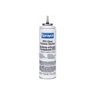 Sp010 Rtv Silicone Sealant - Clear - 8 Oz - Pkg Qty 12