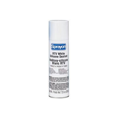Sp020 Rtv Silicone Sealant - White - 8 Oz. - Pkg Qty 12