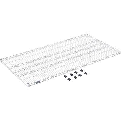 """Standard Wire Shelf, Stainless Steel, 30""""W x 60""""L"""