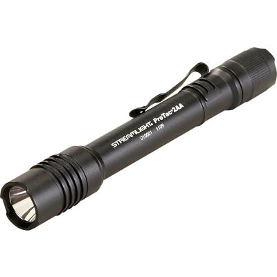 Streamlight® 88033 ProTac® 2AA 250 Lumen High Performance Alkaline Flashlight