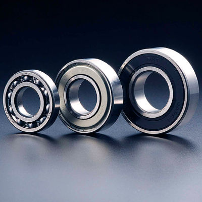"""SMT 99R12 Deep Groove Ball Bearing, Inch, Double Sealed, OD 1.625"""", Bore .75"""""""