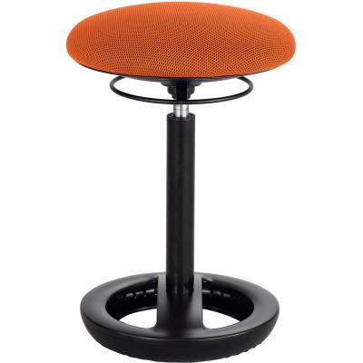 "Safco® Twixt™ Active Seating Stool - 17-22""H - Orange"