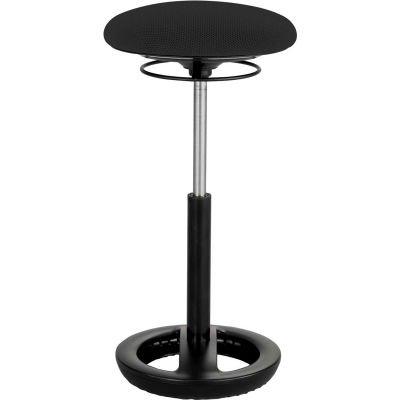 """Safco® Twixt™ Active Seating Stool - 22-32""""H - Black"""