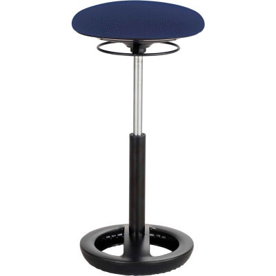 "Safco® Twixt™ Active Seating Stool - 22-32""H - Blue"