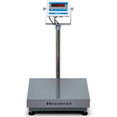 "Brecknell 3800LP Bench Digital Scale, 150 lb x 0.05 lb, 25"" x 20"""