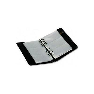 Samsill® Regal Leather Business Card Binder