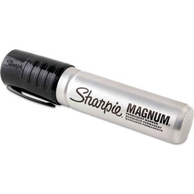 Sharpie® Magnum Permanent Marker - Black - Dozen