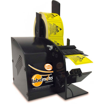 """START International LD3000 High-Speed Electric 2-1/4""""W x 3""""L Label Dispenser for Small Labels"""