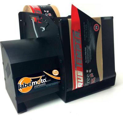 "START International LDX8100 Super-Speed Electric 8""W x 12""L Label Dispenser for Wide & Long Labels"