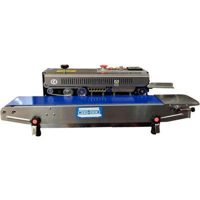 Sealer Sales CBS-880 Horizontal Stainless Steel Band Sealer