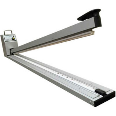 "Sealer Sales FS-800H 32"" Long Hand Sealer w/ 3mm Seal Width"