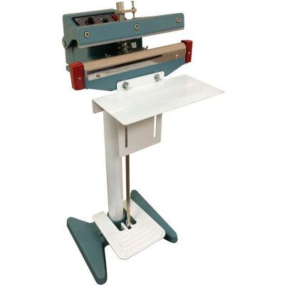 "Sealer Sales KF-450F 18"" Foot Sealer with 2.5mm Seal Width"