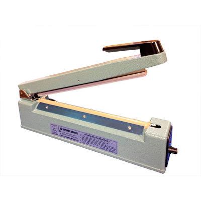 """Sealer Sales TISH-400 TEW 16"""" Hand Sealer w/ 2mm Seal Width, 110V"""