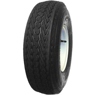 Sutong Tire Resources ASB1047 Trailer Tire 5.30-12 - 6 Ply on 12 x 4 (5-4.5) Wheel