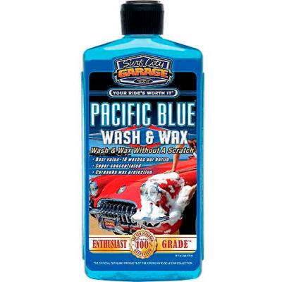 Surf City Garage® Pacific Blue Wash & Wax 16 oz. - 131 - Pkg Qty 6